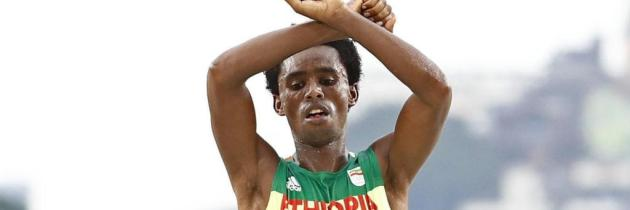 Etiopia, la doppia vittoria di Feyisa Lilesa, l'eroe di Rio de Janeiro 2016