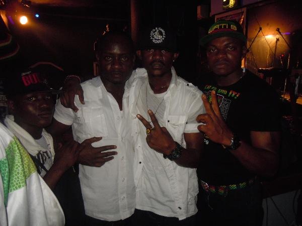 ALINO CHRISTO ED Concert ED Scatch  Cameroun-1
