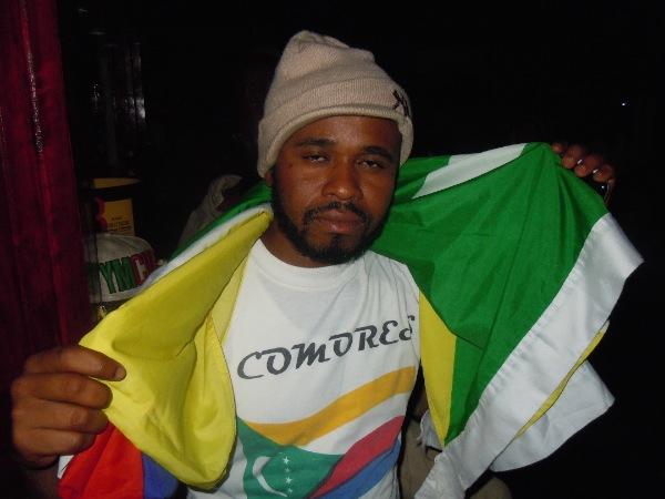 NOURDINE PRESI Concert ED Scatch  Cameroun-17