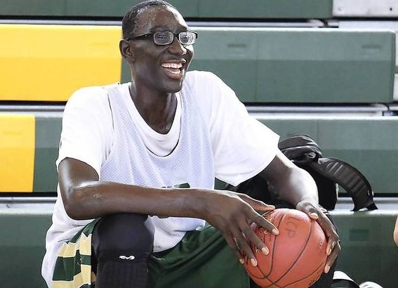 Tacko Fall Ce Sngalais Est Le Plus Grand Basketteur