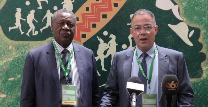 """Résultat de recherche d'images pour """"Le Maroc soutient le Cameroun au CAN 2019"""""""
