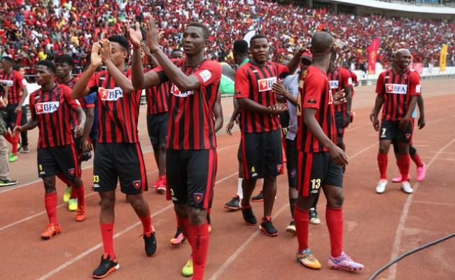 Caf Ligue Des Champions Le Primeiro D Agosto Sans