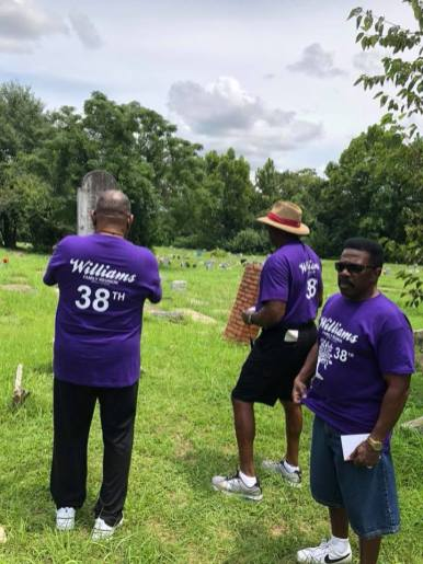 williams family reunion in africatown1