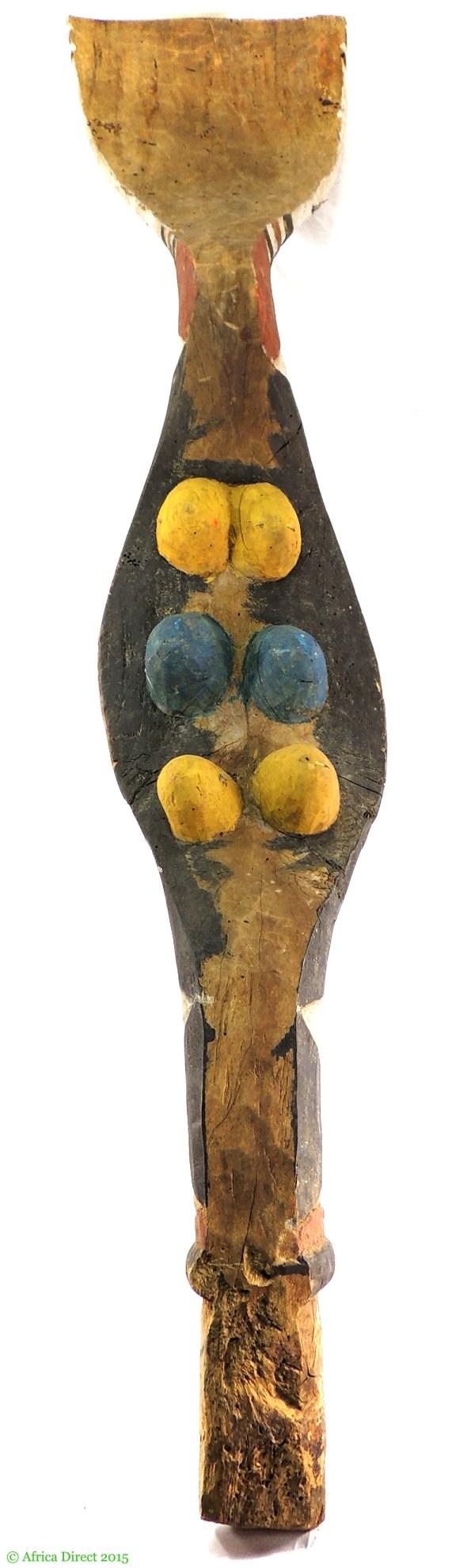 Baga Snake Bansonyi Sculpture Guinea African Art 65 - Masks
