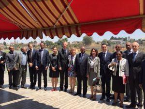 Dialogue politique Madagascar - UE
