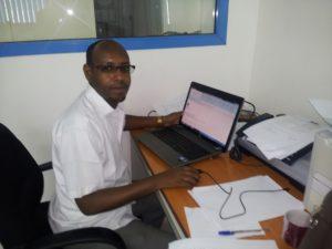 Alain Ba Oumar