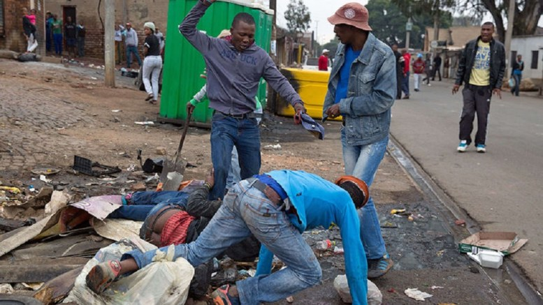 Afrique du Sud : Des violences xénophobes signalées dans deux quartiers de Pretoria
