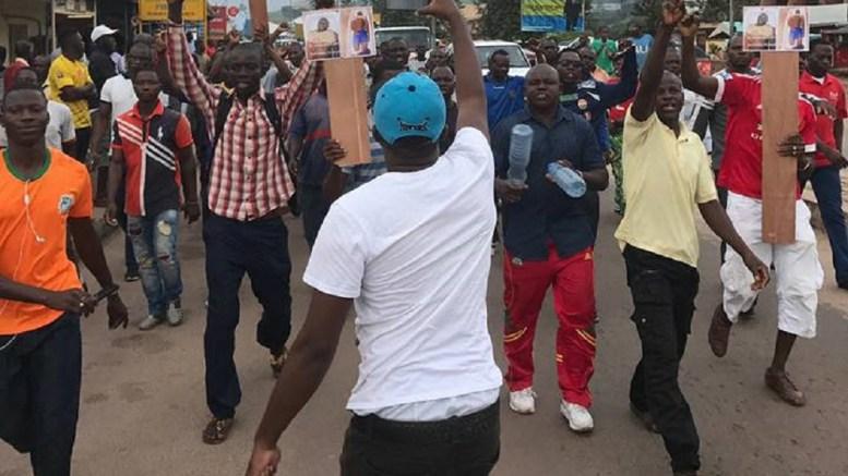 Gabon : Des Burkinabés mécontents à Franceville
