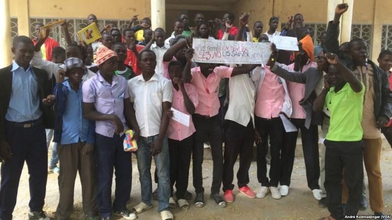 Tchad : Un mois de prison ferme pour 69 étudiants