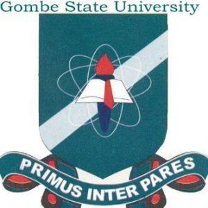 Gombe State University (GSU) Admission List