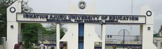 Ignatius Ajuru University of Education (IAUE)Registration Deadline