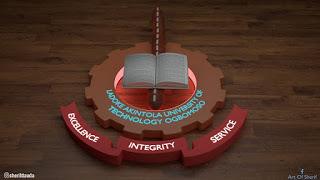 Ladoke Akintola University of Technology, [LAUTECH] Change Of Programme Form Guidelines