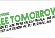 Glo Free Tomorrow Plan Gives You Unlimited Free Airtime