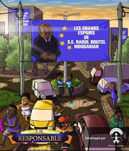 Le Responsable Mboa, images promo