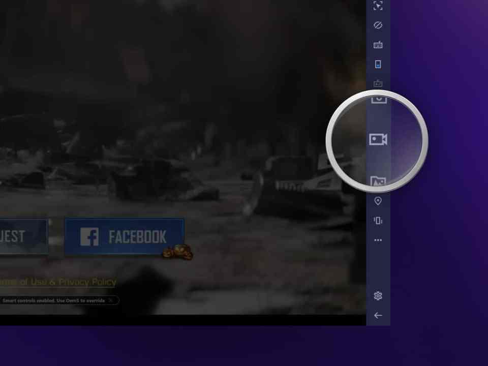 Enregistrement des jeux mobiles sur PC