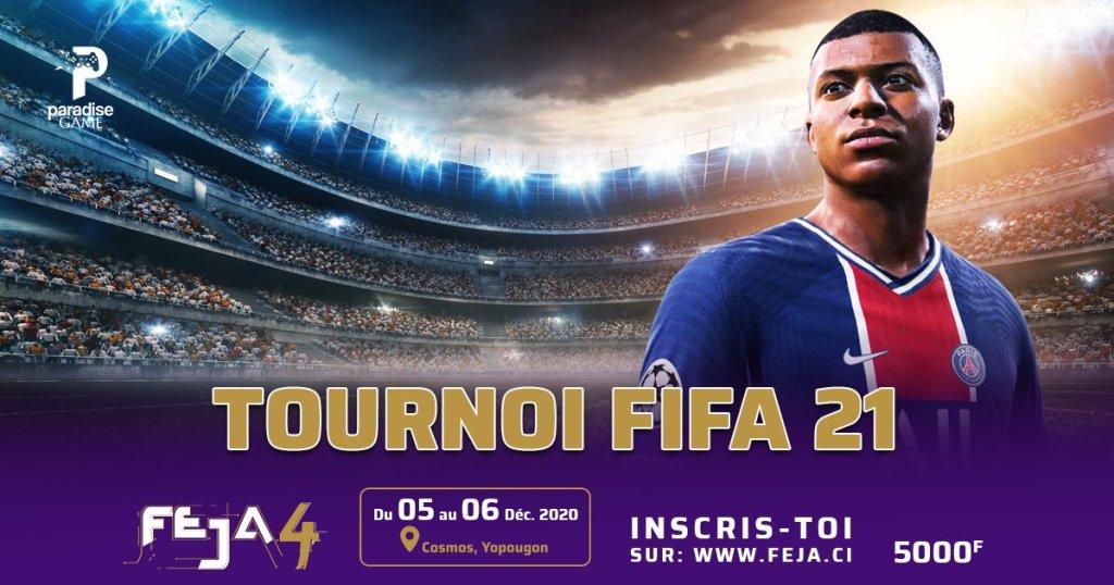FEJA 4 : Tournoi FIFA 21