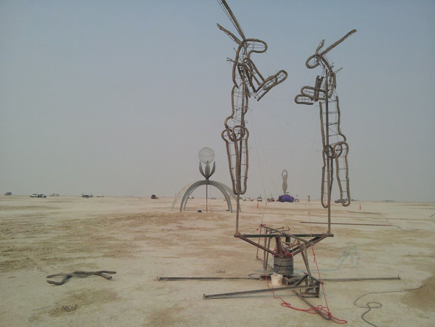 AfrikaBurn Art at Burning Man - update! - AfrikaBurn