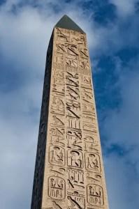 Ancient Egyptian Obelisk