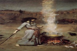 cauldron ancient wicca symbols