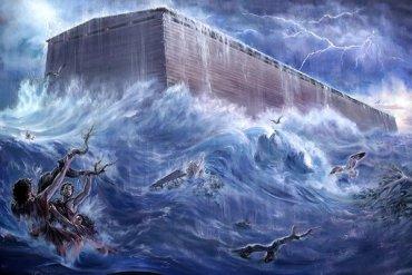 sumerian Anunnaki Gods Noah's Flood Great Deluge