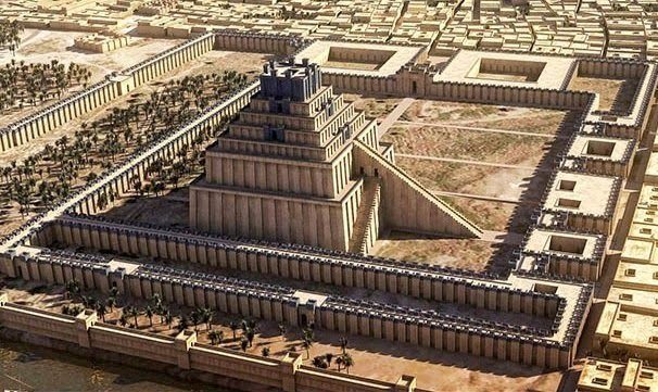 Anunnaki God Marduk In The Bible's Tower Of Babel Incident