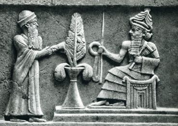 Sumerian Anunnaki Gods divine kingship priesthood Temples