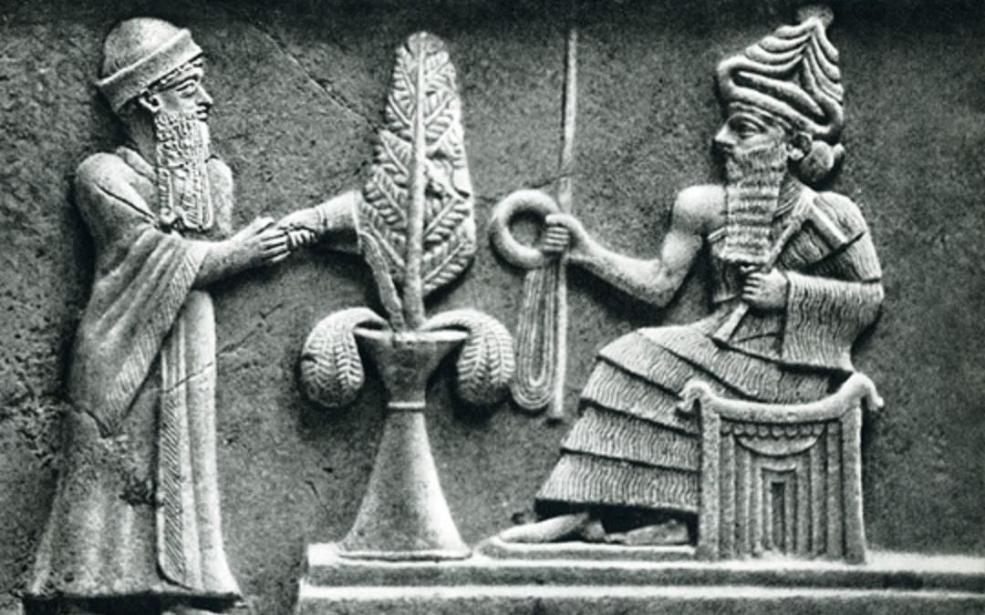 Anunnaki Ancient Aliens Divine Kingship In The Ancient World