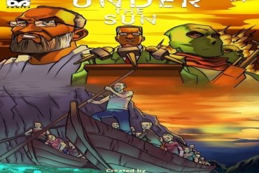 Under The Sun Afrofuturist African Comic Review