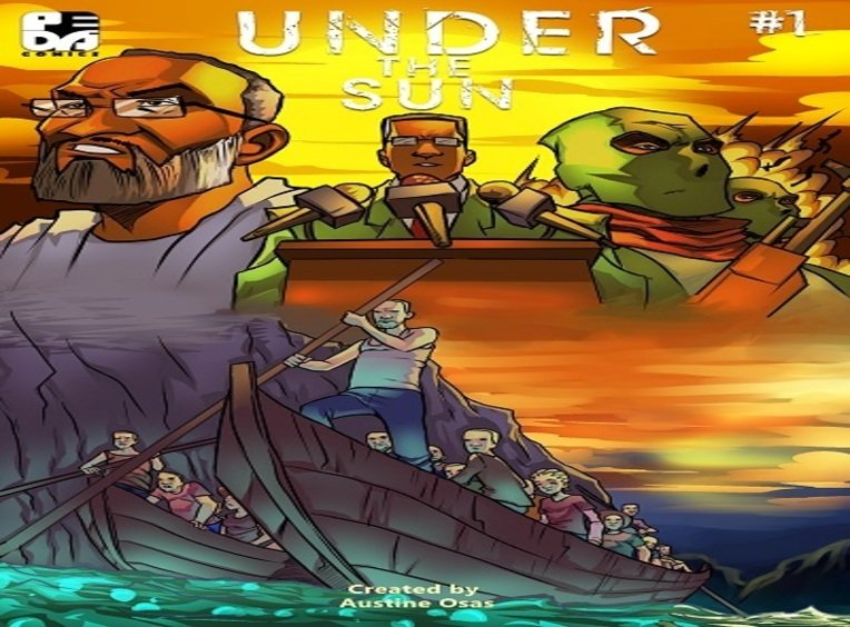 Comic Review: Under The Sun