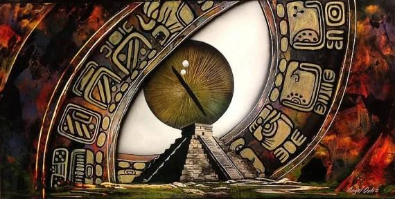 Anunnaki Ancient Alien Origins Of Mayan Calendar