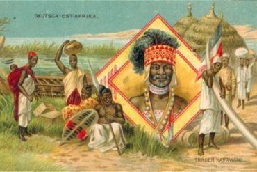 Maji Maji Resistance History