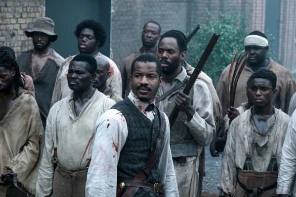 Nat Turner Slave Revolt Birth Of A Nation