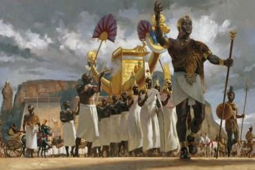 Black Nubian Pharaohs Of Ancient Egypt From Kush