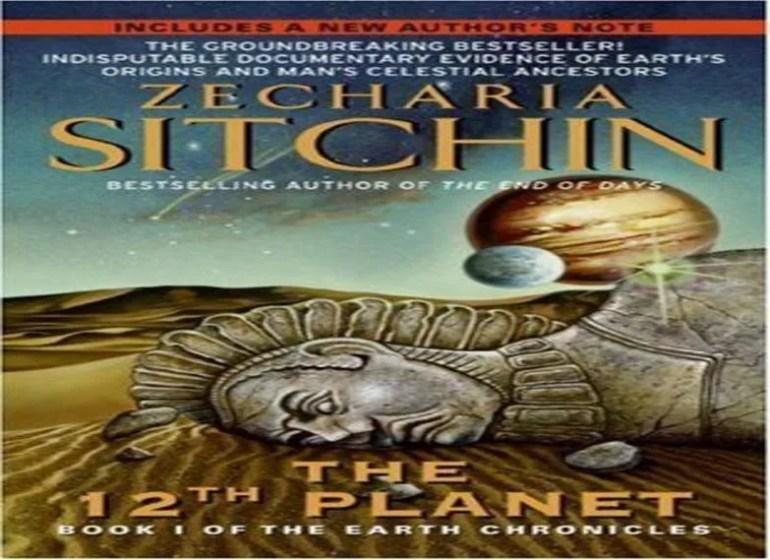 Sitchin Earth Chronicles Summary