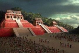 Lost Cities Of Mesoamerica: The Mayan Legacy