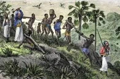 Slave empires