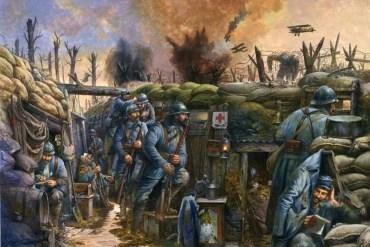 World War 1 Conspiracy