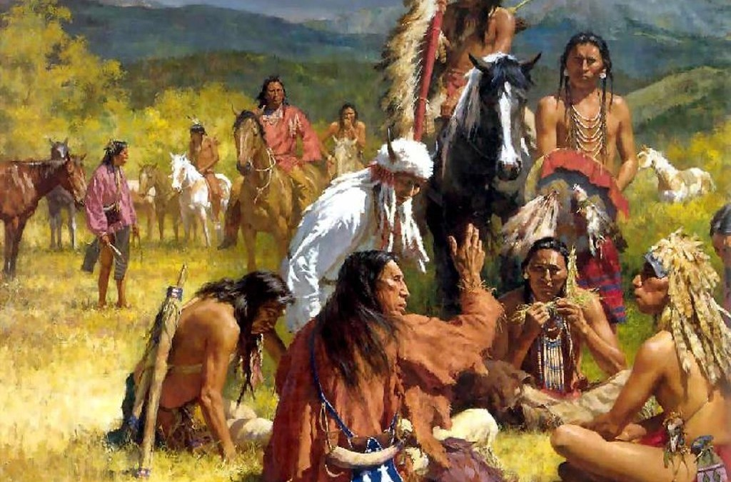 The Conquest Of Native American Nations