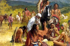 Conquest Of Native American Nations