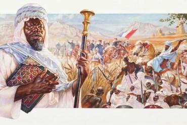 Samori Toure Mandinka Resistance