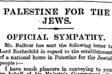 Balfour_Declaration_in_the_Times_9_November_1917-