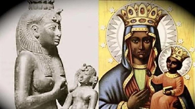 African Origins Of Christianity In Ancient Kemet