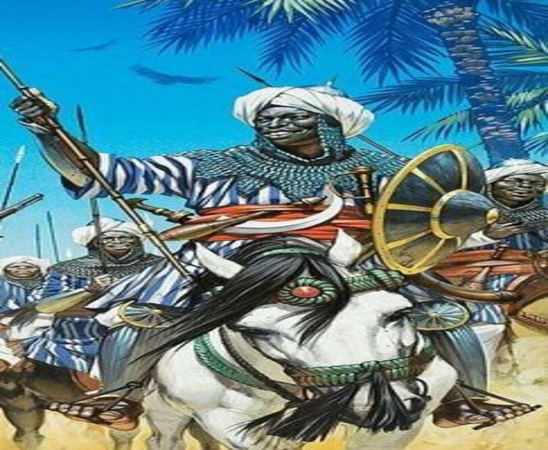 The Ancient Epic Of Sundiata Keita