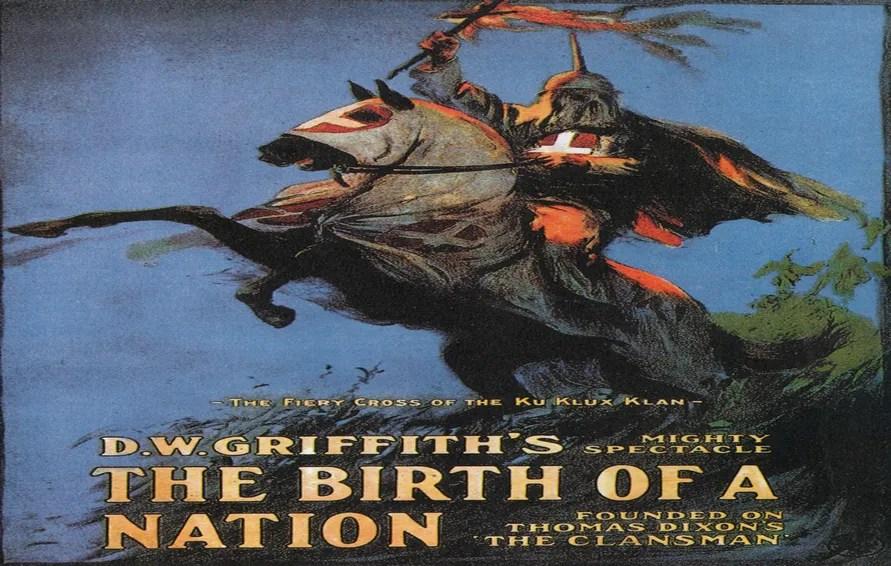 Film: Birth Of A Nation (1915)