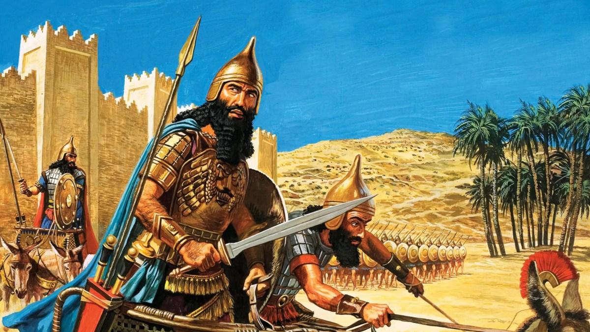 The Amorites Of Babylon