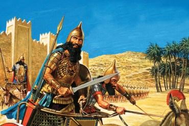 Rise Of The Amorites Of Mesopotamia