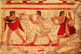 Etruscan Origins Of Ancient Rome