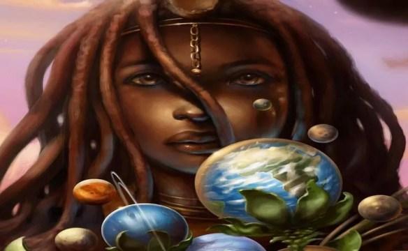 African Myhtology In The Beginning Genesis
