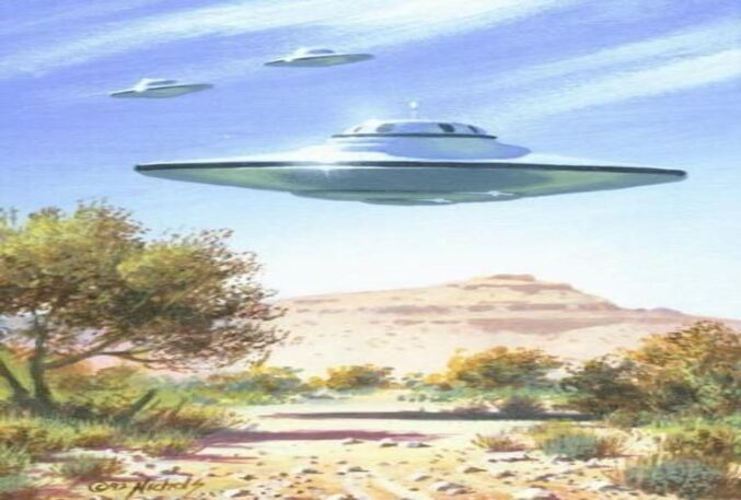 5 Memorable UFO Encounters That Made History