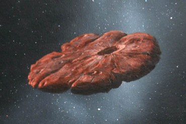 Oumuamua: The First Evidence Of Alien Life In Space